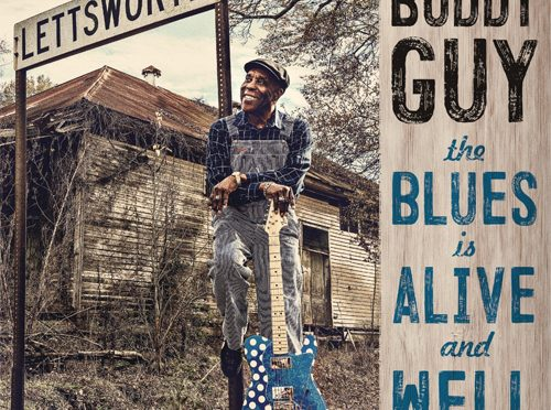 Buddy Guy confirma que el blues está vivo con su nuevo álbum The Blues Is Alive and Well