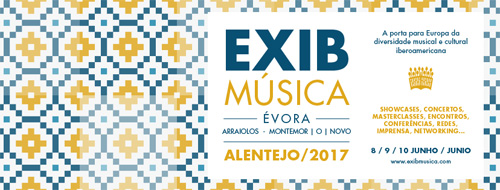 La expo EXIB Música 2017 regresa a Portugal