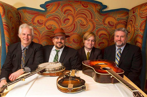 Frank Solivan & Dirty Kitchen reciben dos nominaciones para los premios IBMA de bluegrass