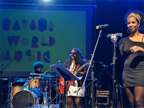 Festival Havana World Music 2015