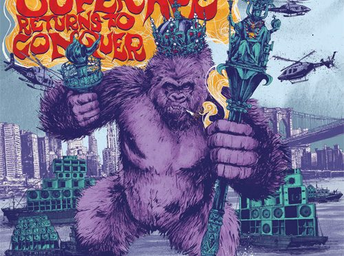 "Lee ""Scratch"" Perry & Subatomic Sound System anuncian ""Super Ape Returns To Conquer"""