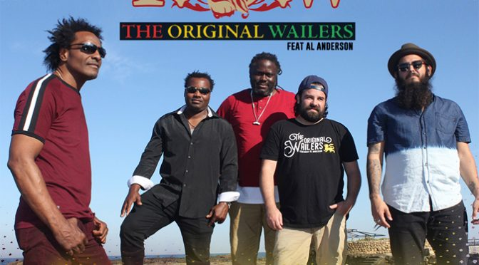 The Original Wailers actuarán en Weekend Beach Festival Torre del Mar en España