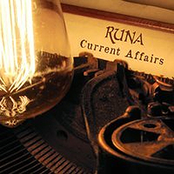 portada de disco Current Affairs de Runa