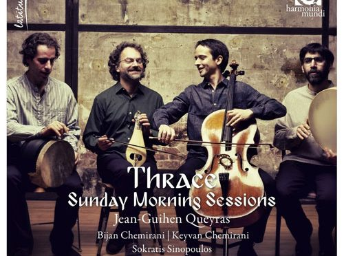 Thrace publican Sunday Morning Sessions