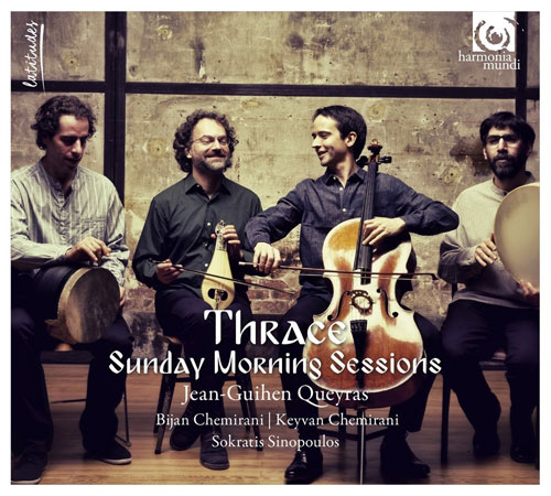Thrace - Sunday Morning Sessions