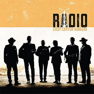 portada del disco Radio de Steep Canyon Rangers