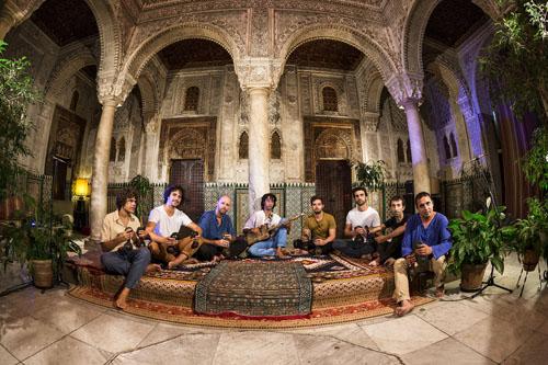 Gabacho Maroconnection, Gnawa, tradición y ritmo - Foto realizada por Luis Alvarado